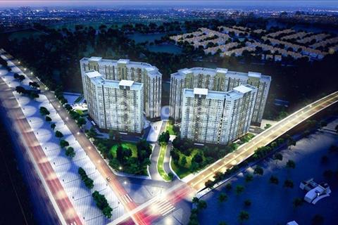 Cắt lỗ 100 triệu căn 1610 (54,21m2) tòa L  Xuân Mai Complex Dương Nội, giá 16 triệu/m2