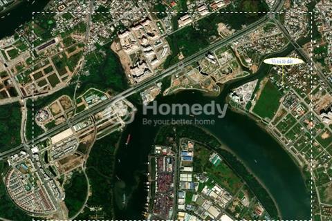 Đất nền quận 2 - Bán lô đất nền G2, diện tích 5x22m2, hướng sông Sài Gòn, khu dân cư Thế Kỉ 21