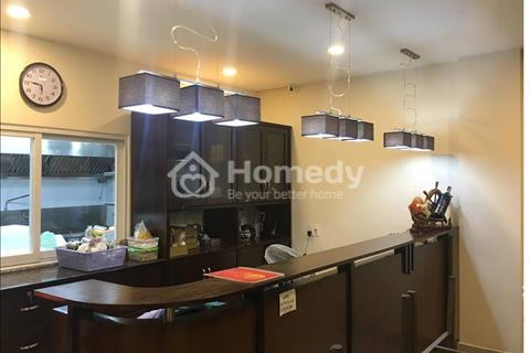 Cho thuê mặt bằng full bàn ghế, bếp mới 100% ngay trung tâm khu dân cư Him Lam quận 7, 100m2