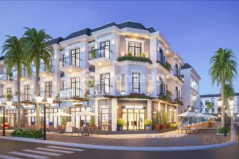 Lakeside Palace ra mắt shophouse mặt tiền đường 34m đối diện hồ sinh thái