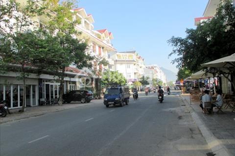 Bán lô góc 2 mặt tiền khu đô thị Vĩnh Điềm Trung - cách 23/10 50m.