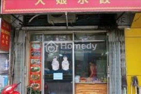 Bán căn hộ tầng trệt mặt tiền Châu Văn Liêm quận 5, 3,8x11m, 1 lửng, sổ chính chủ, giá 5,7 tỷ