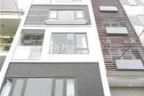 Cho thuê tòa nhà 6 tầng khu đô thị Trung Yên diện tích 300m2, 6 tầng, mặt tiền 20m