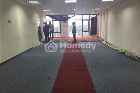 Cho thuê văn phòng tòa buiding 18 Miếu Đầm, Quận Nam Từ Liêm, 130m2