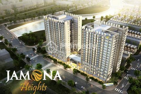Căn hộ Jamona Heights 3 mặt sông, liền kề cầu Thủ Thêm, 4 Phú Mỹ Hưng, chỉ 1,5 tỷ/căn