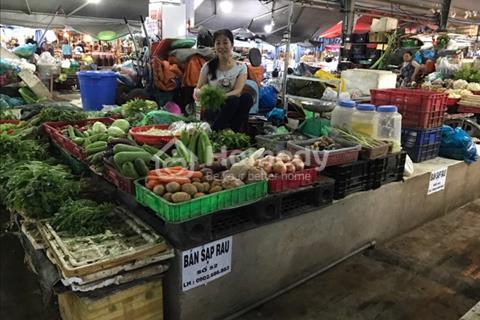 Bán gấp sạp rau tại chợ Tân Hiệp - Thành phố Biên Hoà