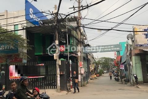 Cho thuê nhà nguyên căn mặt tiền Lê Văn Khương, Thới An, quận 12, diện tích 180m2