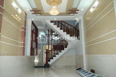 Bán nhà quận Bình Tân (4x10m) 2,15 tỷ, 1 trệt 1 lầu, hẻm thông