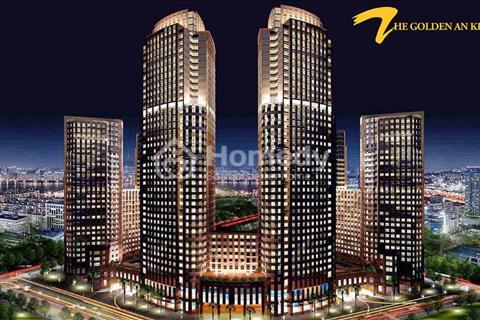 Mở bán đợt cuối chung cư Golden An Khánh 3 tòa 32T
