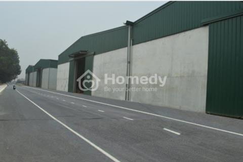 Ưu đãi cho thuê diện tích còn lại kho xưởng tại cụm công nghiệp Bạch Hạc, Việt Trì, Phú Thọ