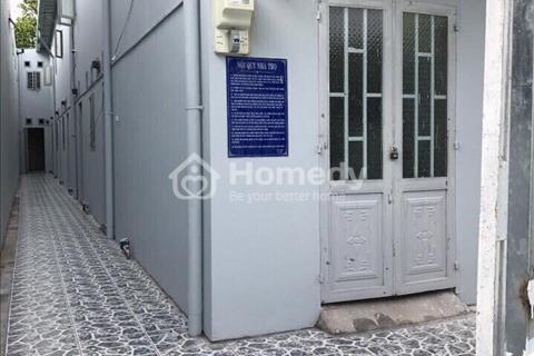 Bán 7 phòng trọ, thổ cư, sổ hồng, hẻm 388 đường Nguyễn Văn Cừ nối dài - giá 1,75 tỷ