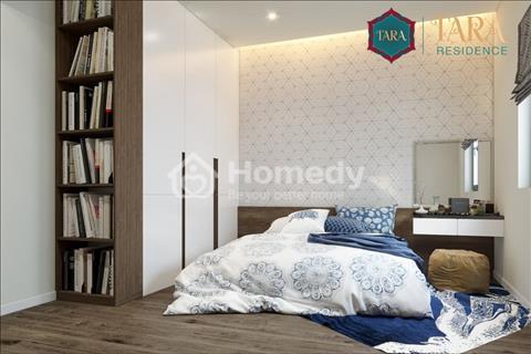 Bán căn hộ Tara Residence quận 8, 2 phòng ngủ/80m2 chỉ 1,7 tỷ, sở hữu vĩnh viễn, thanh toán 25%