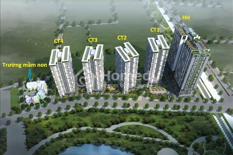 Bán nhà ở Xã Hội Bộ Công An Cổ Nhuế 2 - đường Phạm Văn Đồng tòa HH giá 18 triệu/m2