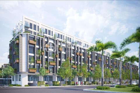 Dãy shophouse khu đô thị Kim Long City mặt tiền đường Nguyễn Sinh Sắc 60m
