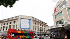 Hà Nội: Thí điểm xe buýt du lịch 2 tầng trước Tết Nguyên Đán