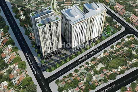 Chung cư Star Tower - 283 Khương Trung, Bàn giao nhà ngay, Giá chỉ từ 23 triệu/m2