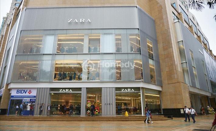 """Zara, H&M, McDonald's tiết lộ chi phí cực """"khủng"""" để thuê mặt bằng tại Hà Nội"""
