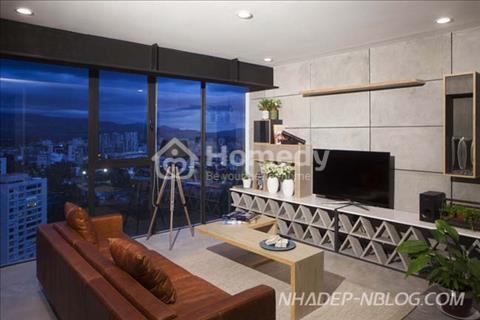 Bán căn hộ 2 ngủ view cầu Nhật Tân cuối tại dự án Intracom Riverside giá 1 tỷ 2