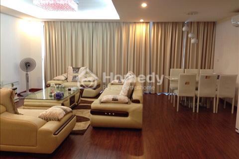 Cần cho thuê gấp căn hộ chung cư D2 - Giảng Võ 171m2, 3 phòng ngủ, đủ đồ đẹp giá 19 triệu/tháng