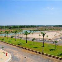 Bán 2 lô đất liền kề mặt tiền kinh doanh, cách biển 1,5km, giá 270 triệu/nền, sổ hồng riêng