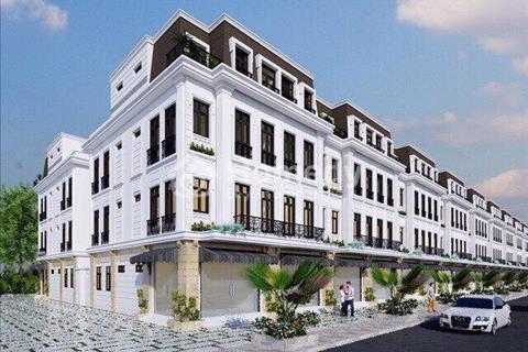 Cơ hội sở hữu nhà Hoàng Huy 3,5 tầng chỉ với 600 triệu, mặt đường 36m