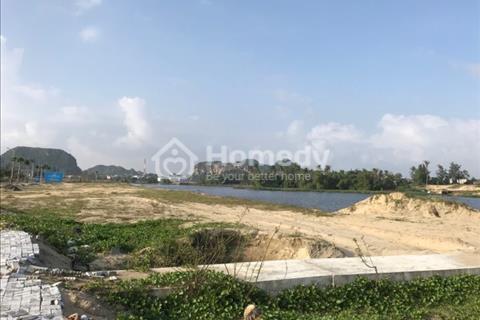 Cần bán lô đất biệt thự khu Đà nẵng Pearl, kề sông, có sổ ngay, giá thương lượng