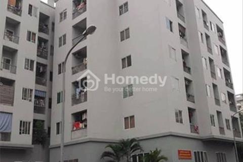 Khu đô thị Nam Trung Yên 50m2, 1 phòng ngủ, 1 vệ sinh, full đồ, sàn sạch