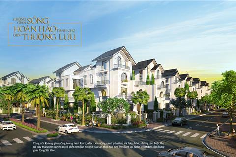 SaiGon Mystery Villas mở bán lô biệt thự mặt sông Sài Gòn đẳng cấp nhất quận 2