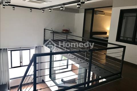 Chỉ duy nhất cho thuê 1 căn hộ duplex 120m2, 3 phòng ngủ, đầy đủ nội thất tại Orchard Garden