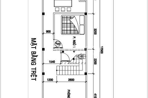 Nhà trệt lầu hẻm 195 đường 3/2, thiết kế đẹp, hiện đại, bảo hành 1năm, tặng quà cuối năm