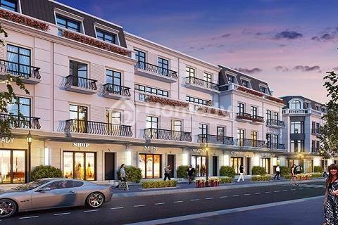 Chỉ còn 10 suất nội bộ nhà phố, biệt thự khu compound, đẹp nhất đảo Kim Cương