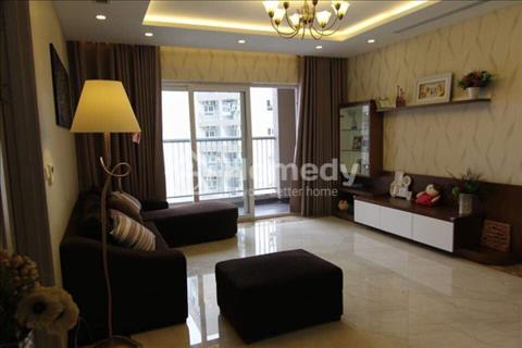 Bán căn hộ 128m2 tại chung cư Golden Palace Mễ Trì, giá 33 triệu/m2, full nội thất cao cấp