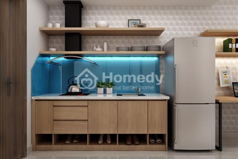 Cho thuê officetel - Orchard Garden, căn 1 ngủ full nội thất, 32m2, giá chỉ 12 triệu/tháng