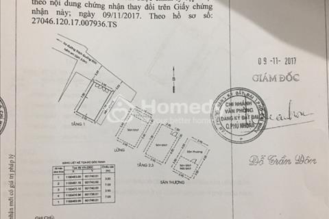 Bán gấp nhà hẻm 120 Thích Quảng Đức, Phường 5, Quận Phú Nhuận