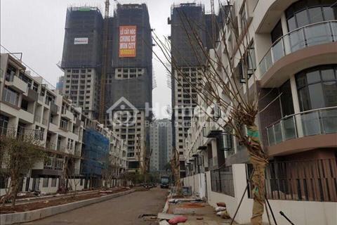 Cho thuê căn hộ liền kề dự án HD Mon City Mỹ Đình giá từ 35 triệu/tháng 6 tầng