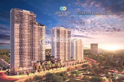 Siêu hấp dẫn chỉ từ 837 triệu sở hữu căn hộ cao cấp 87m, 2 phòng ngủ quận Tây Hồ