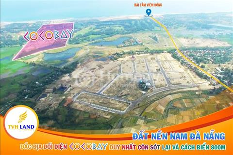 Siêu hot, mở đặt chỗ dự án đẹp nhất phía nam Đà Nẵng, giá 30 triệu/lô