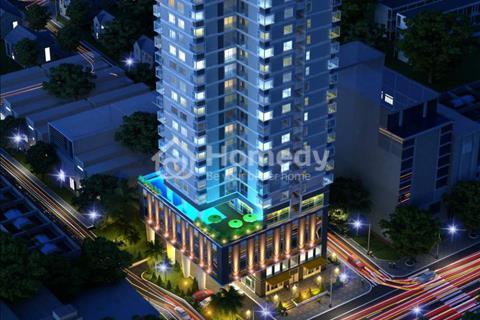 Bán căn hộ Res 11 Lạc Long Quân, 48.56m2, giá 1 tỷ 792 triệu view Bắc, cửa Nam