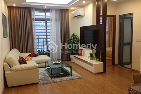 Cho thuê căn hộ cao cấp Mulberry Lane, 3 phòng ngủ 125m2, đồ cơ bản, 10 triệu/tháng