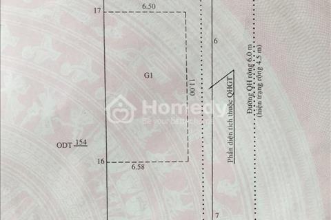 Bán đất hẻm 3 mặt tiền đường Điện biên phủ, Vĩnh Hòa, Nha Trang, diện tích 183m2 giá chỉ 45tr/m2