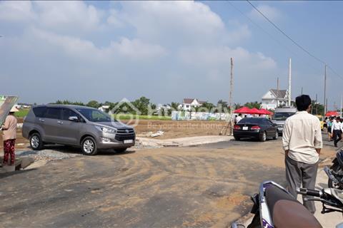 Cần bán đất 5x20m (đường 33 nối dài), khu chợ An Dương Vương, quận  6