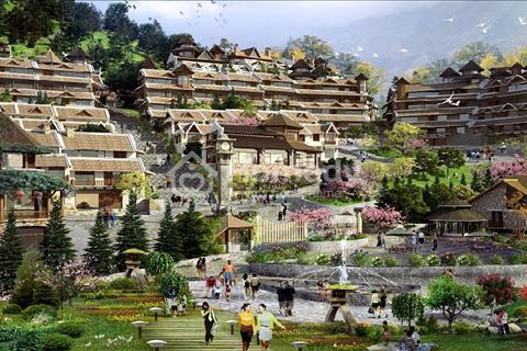 Bán biệt thự Sapa Jade Hill giai đoạn 1 đang khai thác 211m2, view thung lũng Mường Hoa 4,8 tỷ