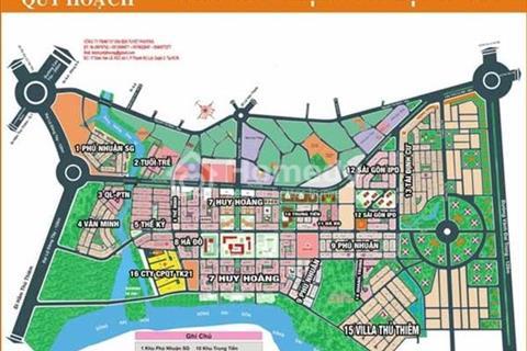 Chuyên bán đất nền dự án Thạnh Mỹ Lợi quận 2, dự án Huy Hoàng