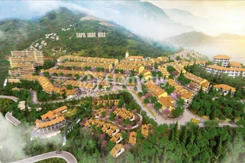 Hot! Mở bán khách sạn (condotel) dự án Sapa Jade Hill, cam kết lợi nhuận tối thiểu 10%/năm