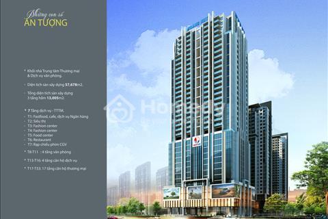 Hot! Nhận đặt chỗ căn hộ mặt đường Nguyễn Trãi tầng đẹp, phòng đẹp