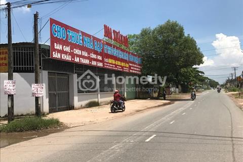 Bán đất nền mặt tiền phùng hưng tại xã Tam Phước-Biên Hòa.sổ hồng thổ cư 100%.giá chỉ 450tr/lô