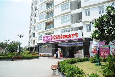 Cần bán gấp căn hộ Him Lam Riverside 59m2, 2 phòng ngủ, full nội thất giá 2,35 tỷ