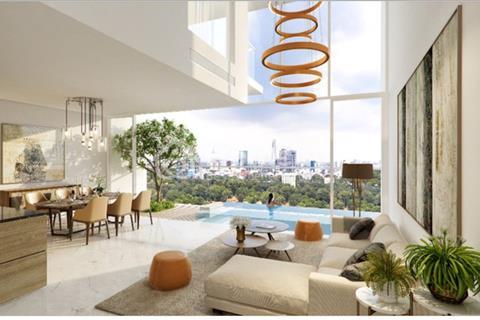 Serenity Sky Villa quận 3, chiết khấu 11%. TT 30% nhận nhà, hỗ trợ 0% lãi suất 2 năm, tặng nội thất