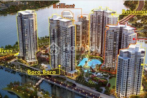 Cần bán gấp căn 1 phòng ngủ- 2.68 tỷ, 2 phòng ngủ – 4.1 tỷ Boro Bora Đảo Kim Cương