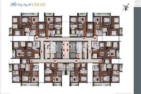 Nhận đặt chỗ đợt 1 chung cư Gold Tower Hoàng Huy 275 Nguyễn Trãi, giá rẻ nhất bảng hàng